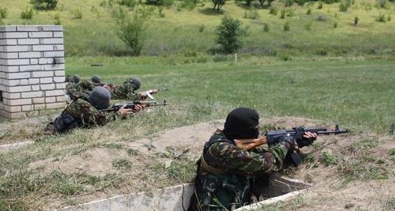 Новосозданный батальон «Скиф» отправят в зону АТО. Видео