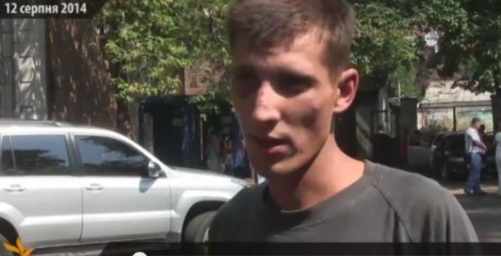 Два российских наемника добровольно сдались «Айдару». Видео