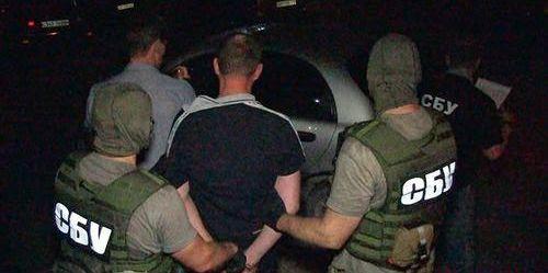 В Житомире задержаны диверсанты, планировавшие взорвать жилой дом. Фото