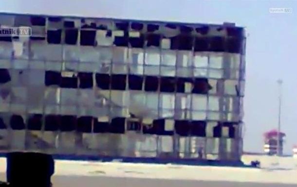 В сети обнародовали кадры разрушенного донецкого аэропорта. Видео