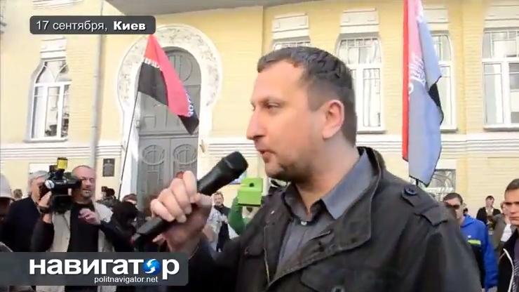 «Правый сектор» рассказал о 10-тысячных потерях, но пообещал дойти до Москвы. Видео