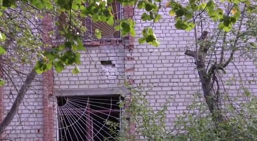 Харьковские «партизаны» обстреляли военкомат. Видео