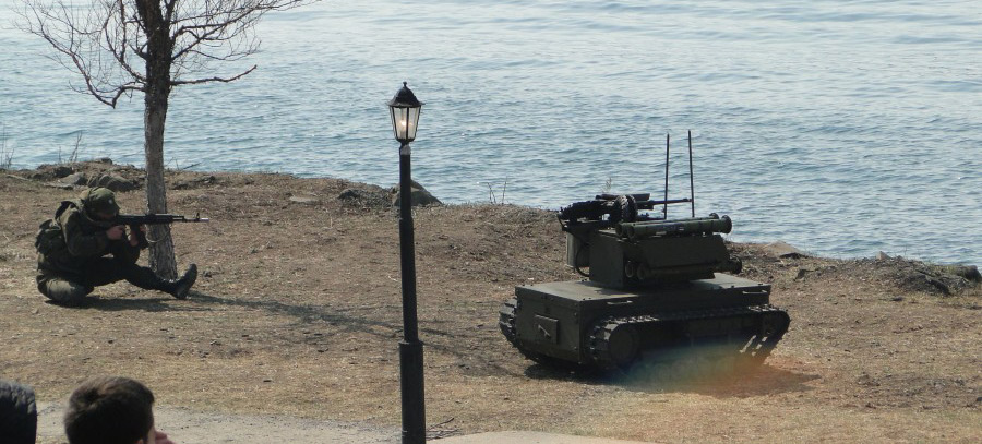 Николаев строит первый «народный танк». Видео