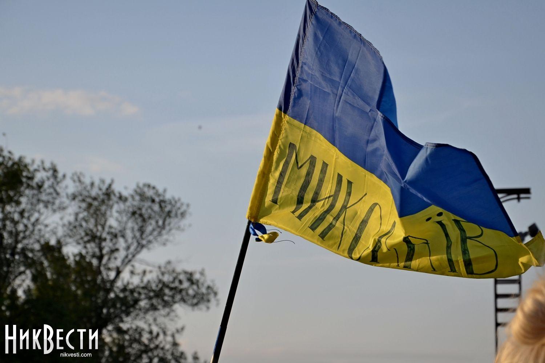 Жители Николаева готовы брать лопаты и защищать город от россиян. Фото