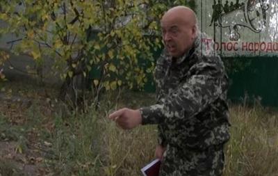 Луганский губернатор: Пид#ры из ПР подожгли Донбасс и удрали. Видео 18+