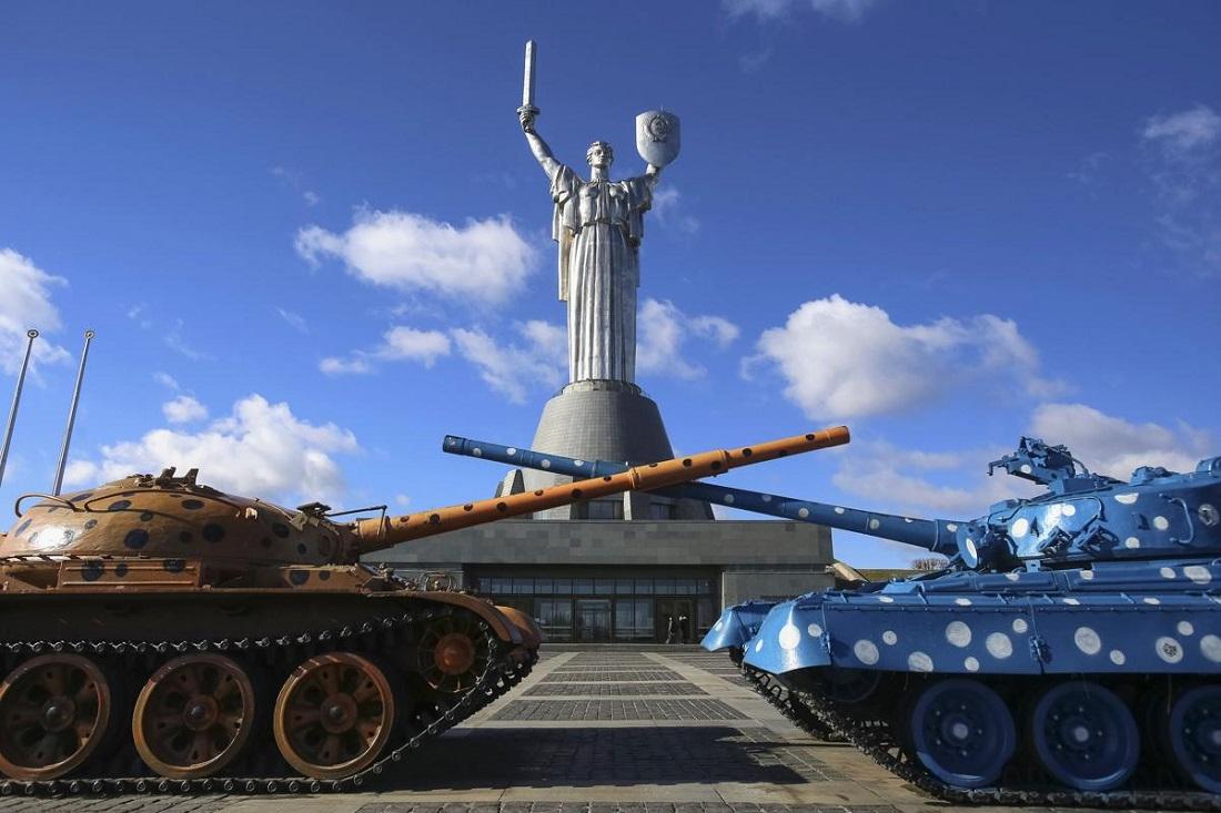 Цель Мозгового — дойти до Киева. Видео