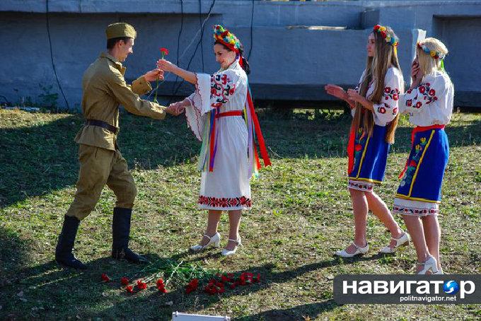 Искажение фактов: российские СМИ провоцируют запорожских ветеранов. Видео