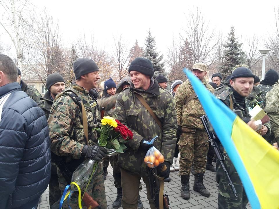 Российские наемники боятся запорожских артиллеристов. Фото