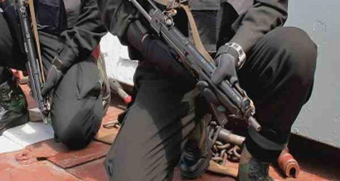 Правый сектор: На Донбассе воюют иностранные наемники. Видео