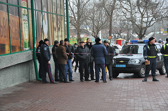 Подробности загадочного убийства в центре Николаева. Видео