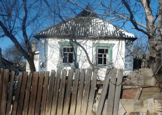Донецк после бомбежки 5 декабря. Фото